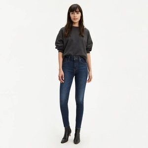 Levi's Women's 721 Skinny Jeans, Smooth It Out